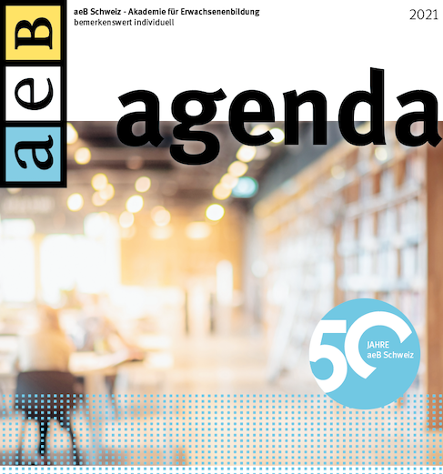 Frisch gedruckt – Agenda 2021